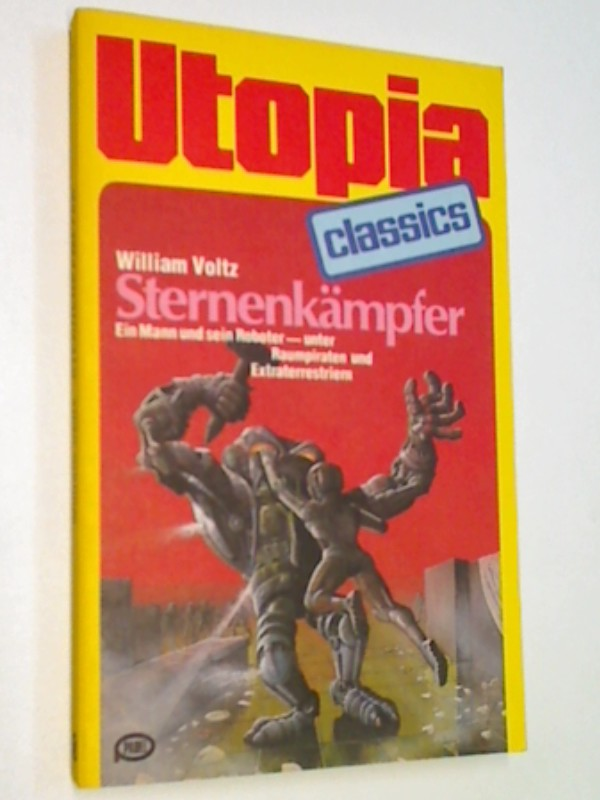 Sternenkämpfer. Utopia classics 2