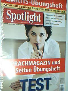 Spotlight Das Magazin für Ihr Englisch, September 2009, mit Extraheft Spotlight plus