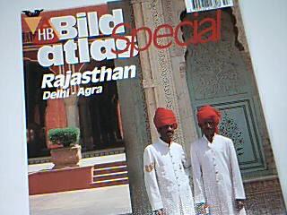HB Bildatlas Special 53 Rajasthan, Delhi, Agra 3616064538