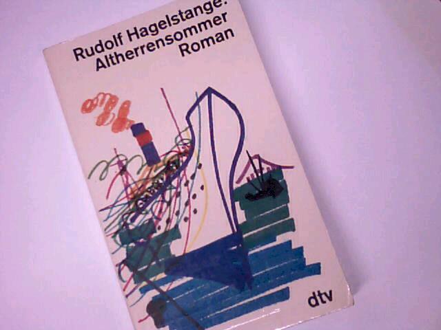 Altherrensommer : Roman. Dtv Taschenbuch 812. Ungekürzte Ausg., 3423008121.