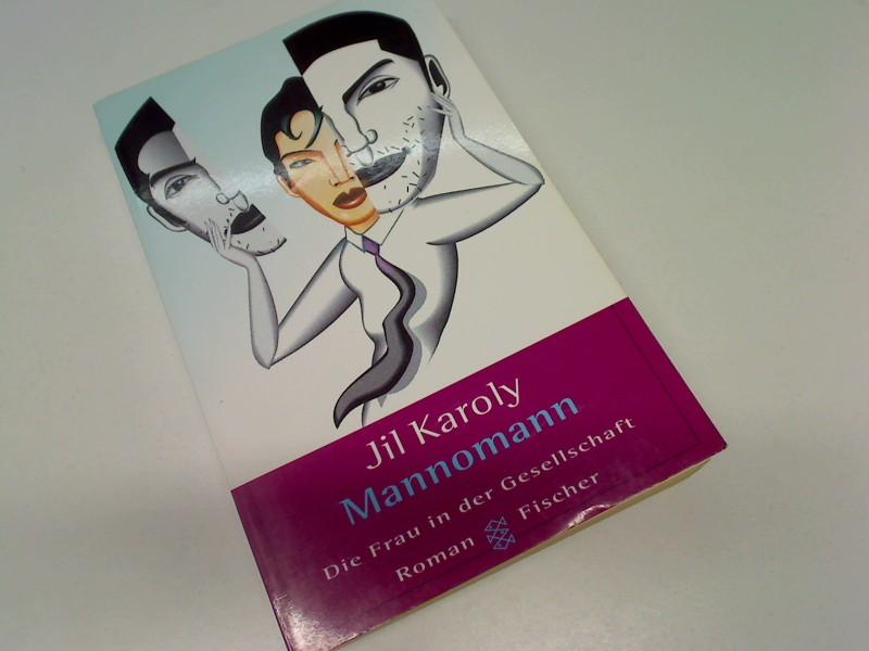 Mannomann : Roman. Fischer Taschenbuch 14350. 3596143500 Orig.-Ausg.
