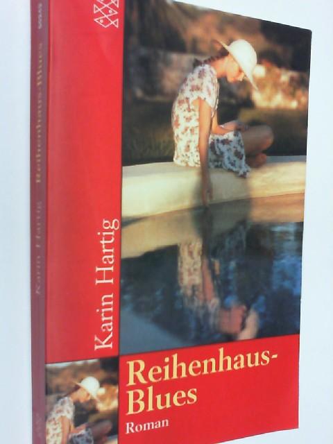 Reihenhaus-Blues Roman ;  3596502438