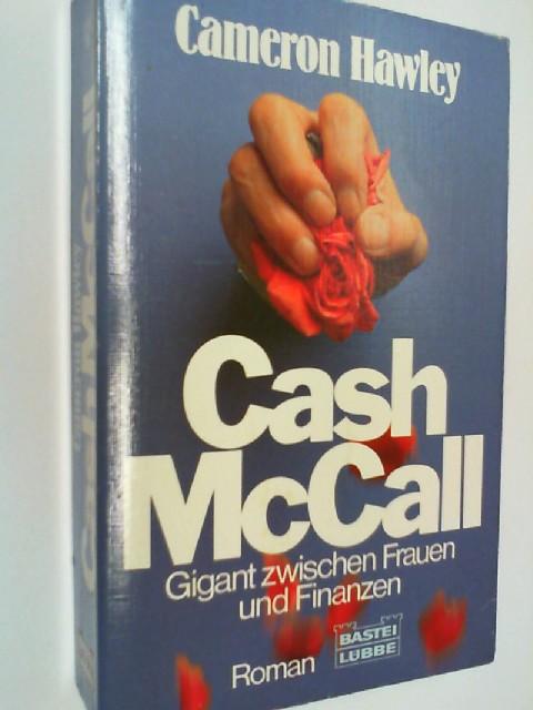 Hawley, Cameron: Cash McCall. Bastei 17063 ; 3404170636