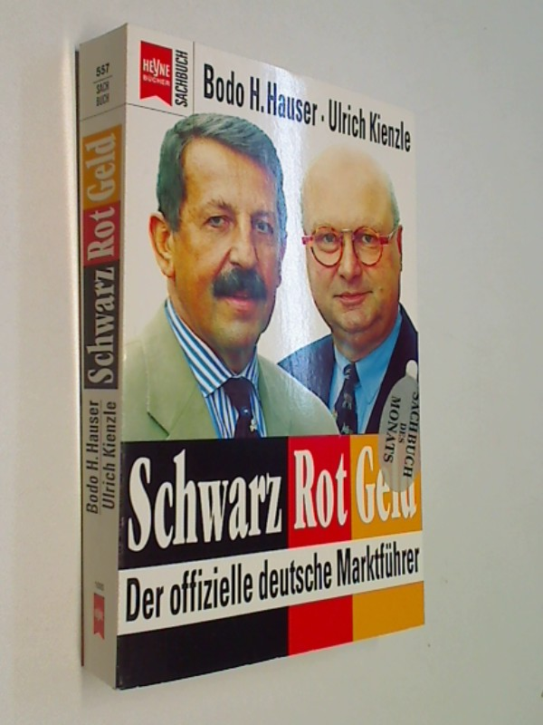 Schwarz Rot Geld : der offizielle deutsche Marktführer.
