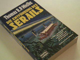 Die Entführung des Serails. Bastei Science Fiction 24160