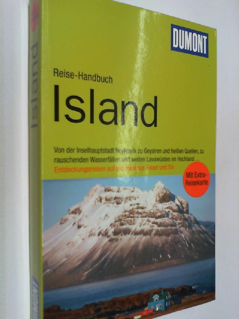 Island :  DuMont--ReiseHandbuch ; 9783770177462