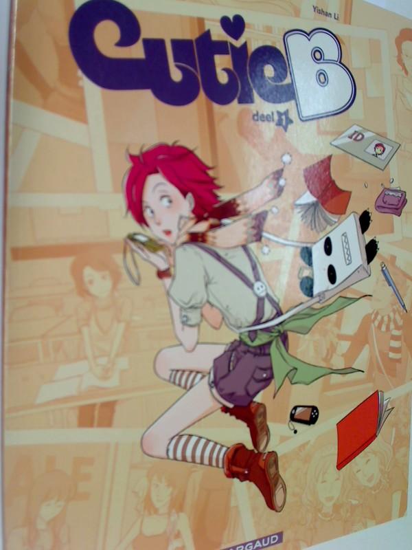 Cutie B. deel 1, Dargaud Benelux Comic-Album, 908558003X 9789085580034
