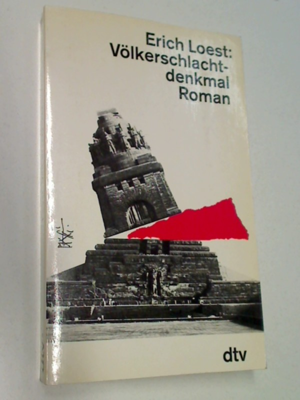 Völkerschlachtdenkmal : Roman dtv 10756 ; 3423107561