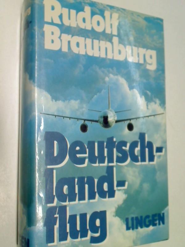 Deutschlandflug. Roman Thriller