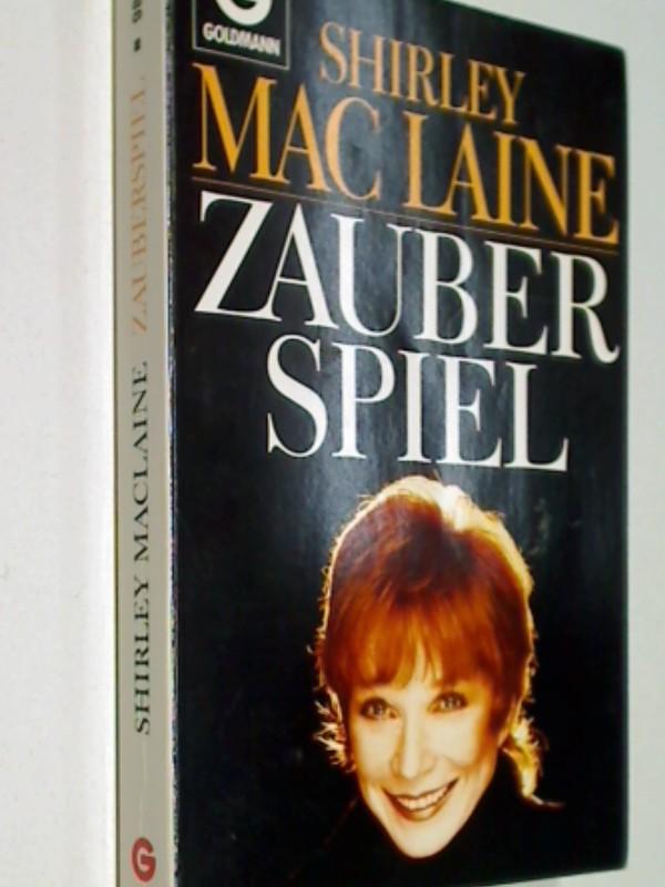 Zauberspiel. Goldmann 9834, 1. Auflage 1990 ;  9783442098347 3442098343
