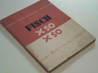 Fisch mal so, mal so : Das Buch der neuzeitlichen Seefischgerichte. Nordsee Fischkochbuch