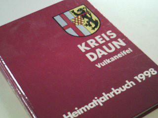 HEIMATJAHRBUCH 1998 Kreis Daun  Hocheifel.