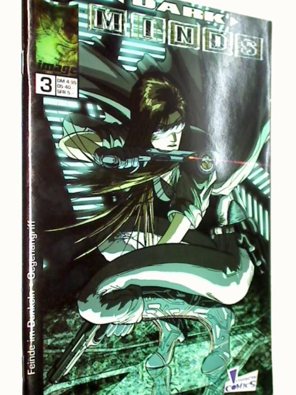 Darkminds Heft 3 Feinde im Dunkeln (Dark Minds) , 28.10.1999, Panini Generation ImageComic-Heft