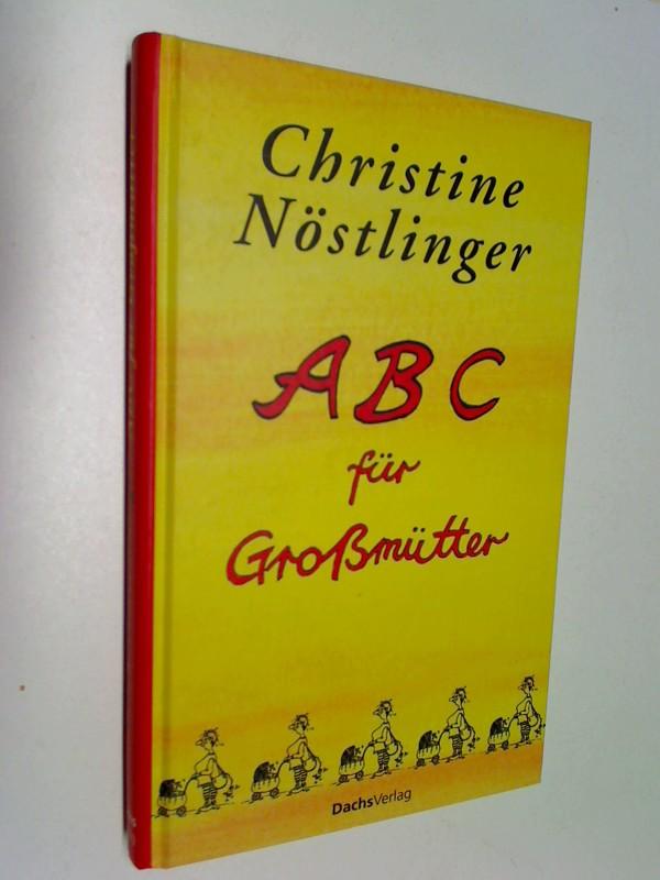 ABC für Großmütter ; 3851911652