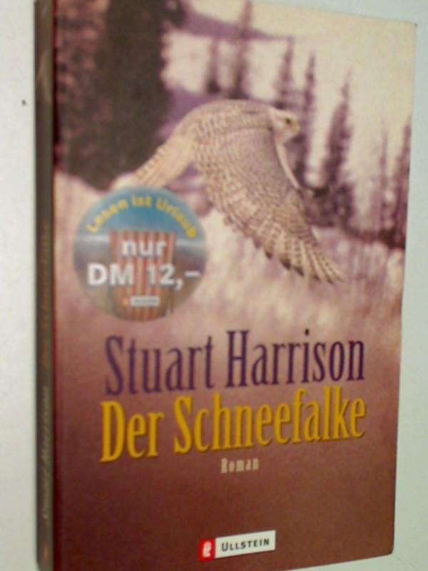 Der Schneefalke. Roman, Ullstein 25219 , 9783548252193