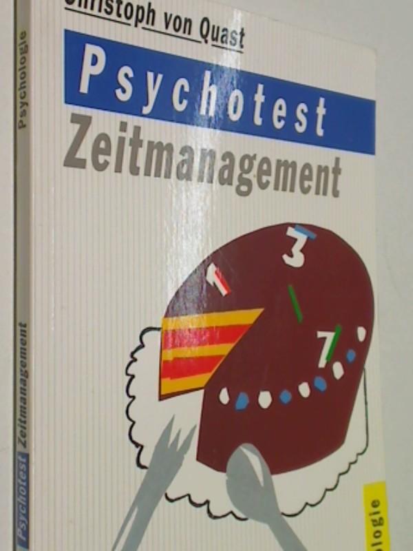 Psychotest Zeitmanagement. Humboldt-Taschenbuch 959 : Psychologie 9783581669590 , 3581669595