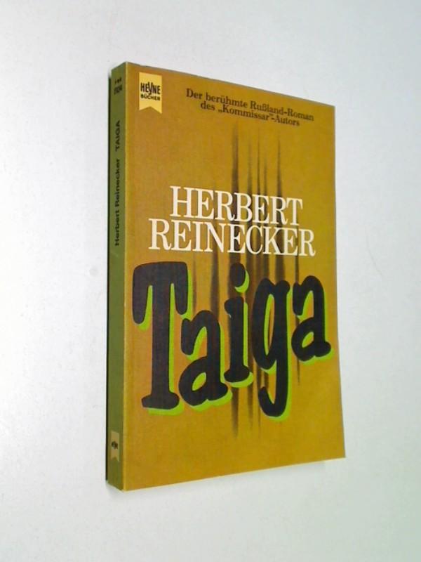 Taiga : Roman Heyne-Bücher Nr. 5134 ; 3453004728