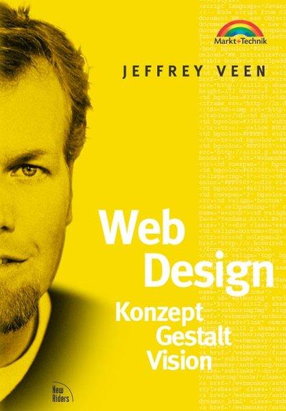 Webdesign Konzept, Gestalt, Vision 9783827262134