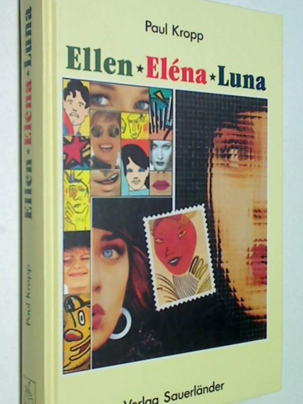 Ellen, Eléna, Luna. 9793794138325 ,  3794138325