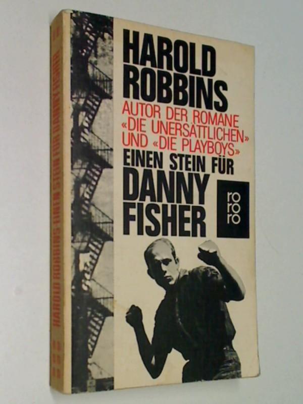 ROBBINS, HAROLD: Einen Stein für Danny Fisher : Roman, rororo 991-992, Auflage 1968