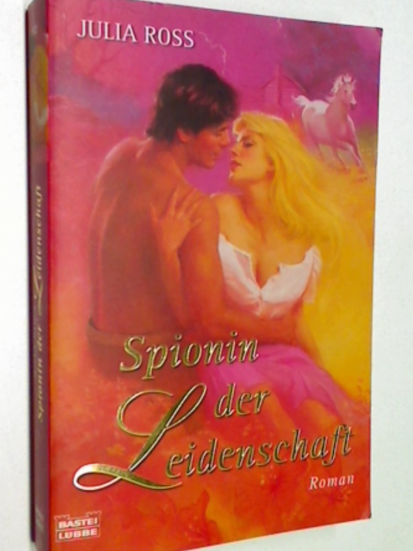 Spionin der Leidenschaft : Roman. Bastei Bd. 18722 :  9783404187225