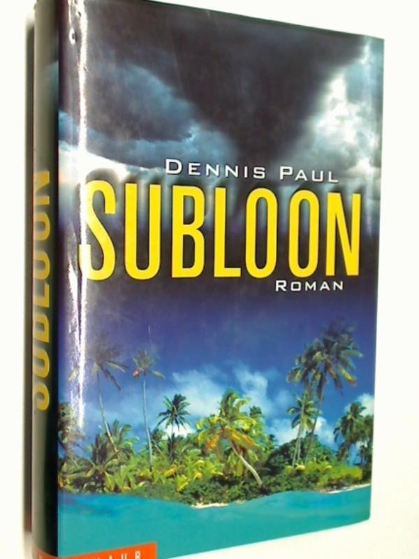 Subloon : Roman. 9783426660119 , 3426660113