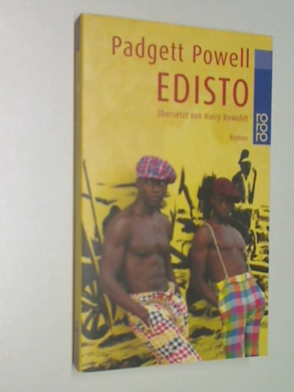 Edisto. rororo Taschenbuch 22251. 9783499222511