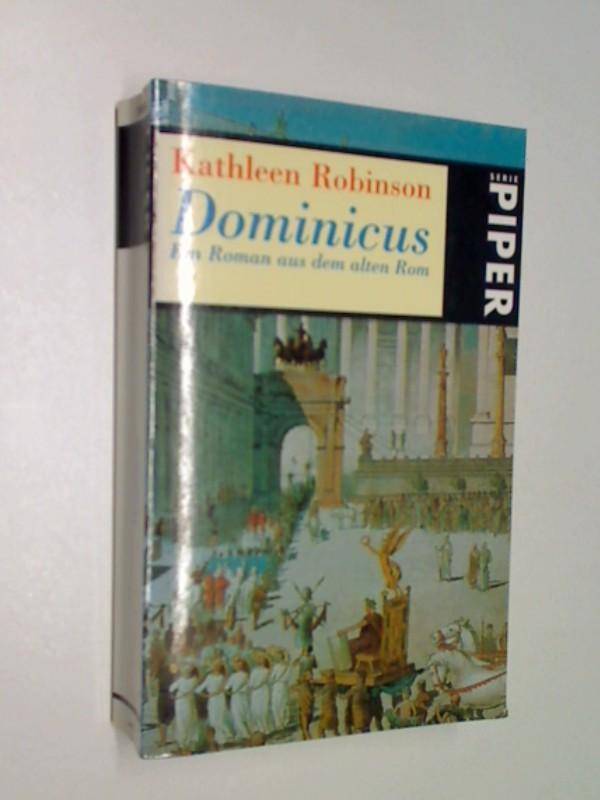 Dominicus. Ein Roman aus dem Alten Rom. Piper Taschenbuch 1924. 9783492219242 , 3492219241