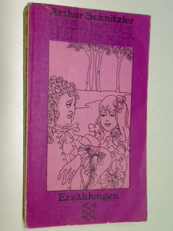 Casanovas Heimfahrt : Erzählungen. Fischer-Taschenbücher 1343 ; 3436016594