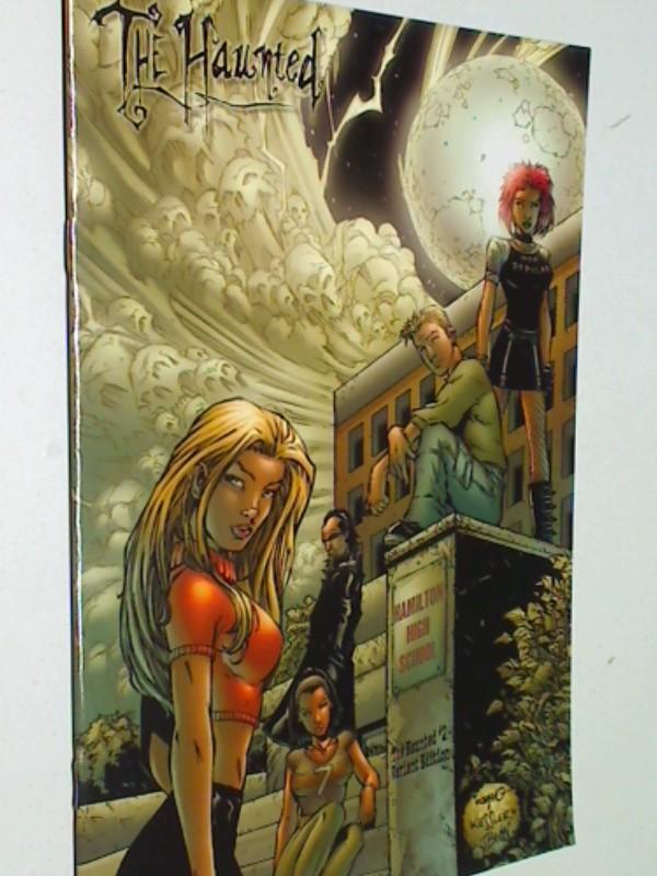 The Haunted 2 , Variant Cover Edition , Juni 2002,  Modern Graphics Chaos ! Comics, Comic-Heft