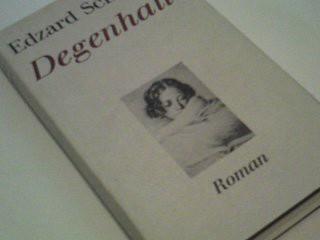 Degenhall. Ein Roman 3760809863