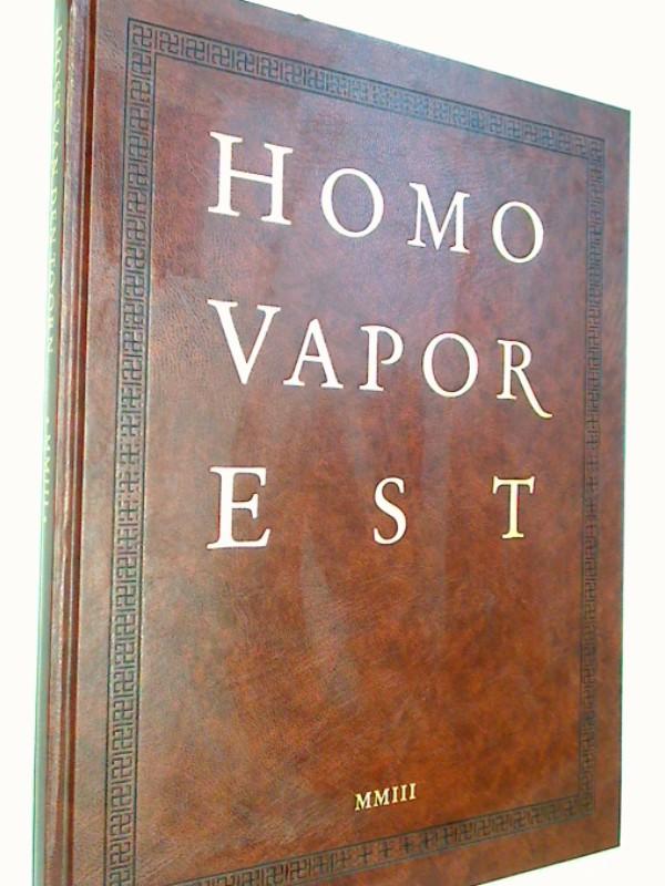 Skulpturen - van den Toorn, Joost: Homo vapor est