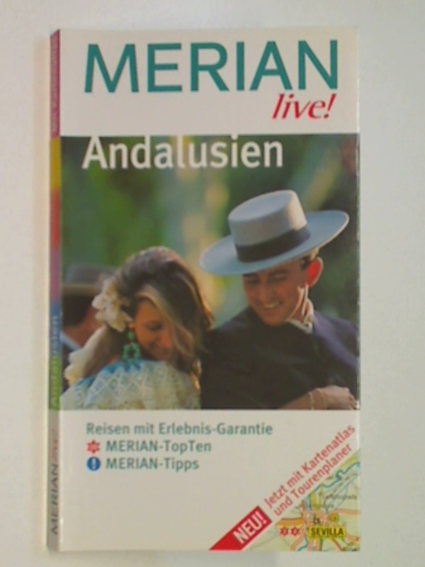 Andalusien , Merian live! ; 9783774256736