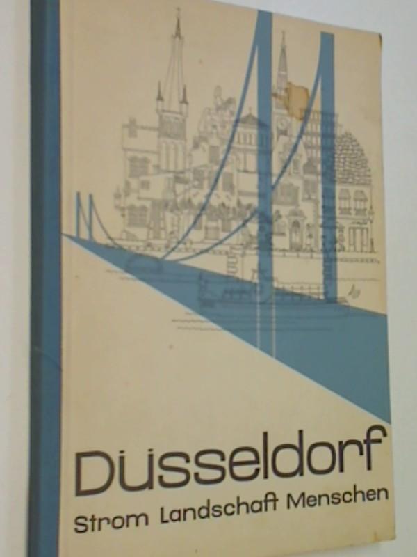 Düsseldorf : Strom, Landschaft, Menschen. (1957)