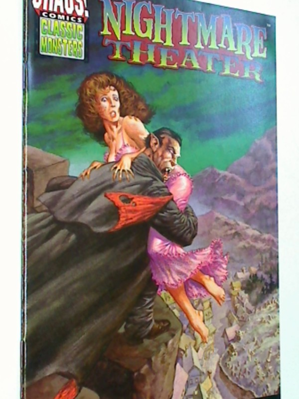 Nightmare Theater 1 One Perfect Night, Nov 1997, Chaos Comics Classic Monsters, US Comic-Heft , Comicbook