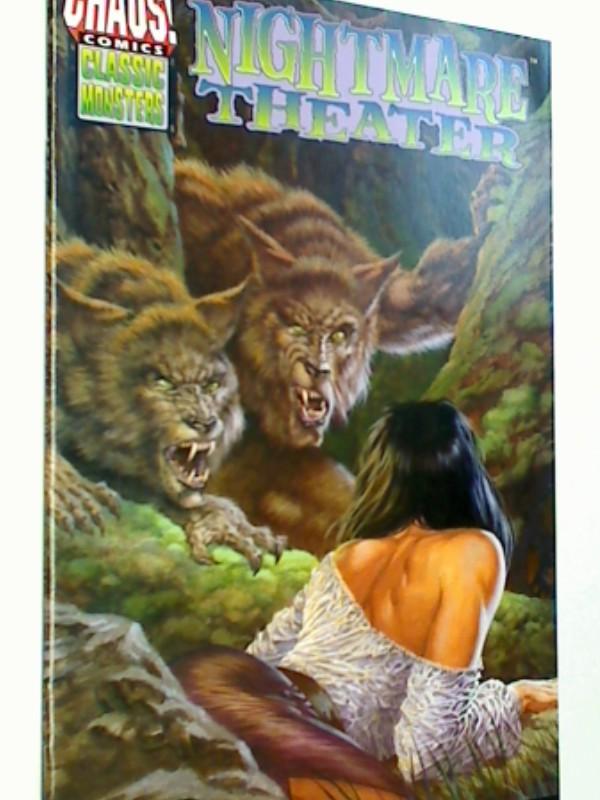 Nightmare Theater 2 Gilarantula , Nov 1997, Chaos Comics Classic Monsters, US Comic-Heft , Comicbook