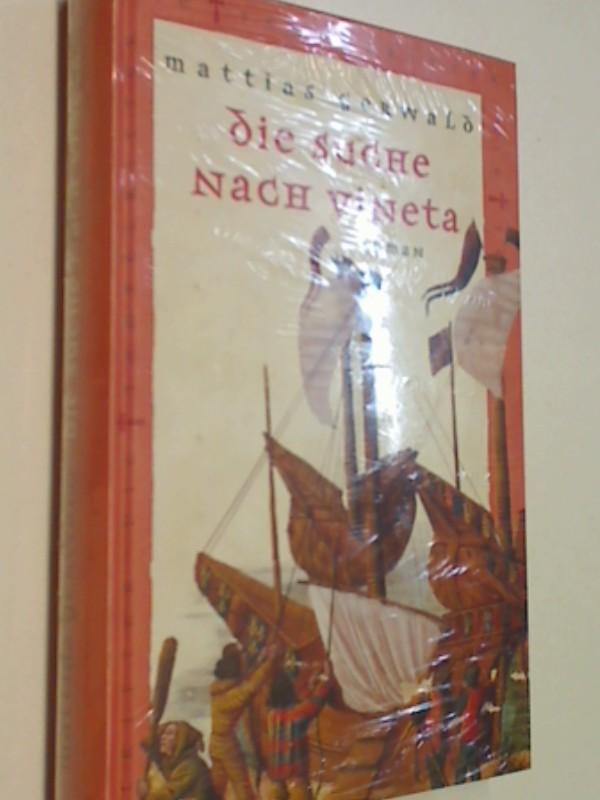 Die Suche nach Vineta. Historischer Roman, Reihe Die Tempelritter, OVP