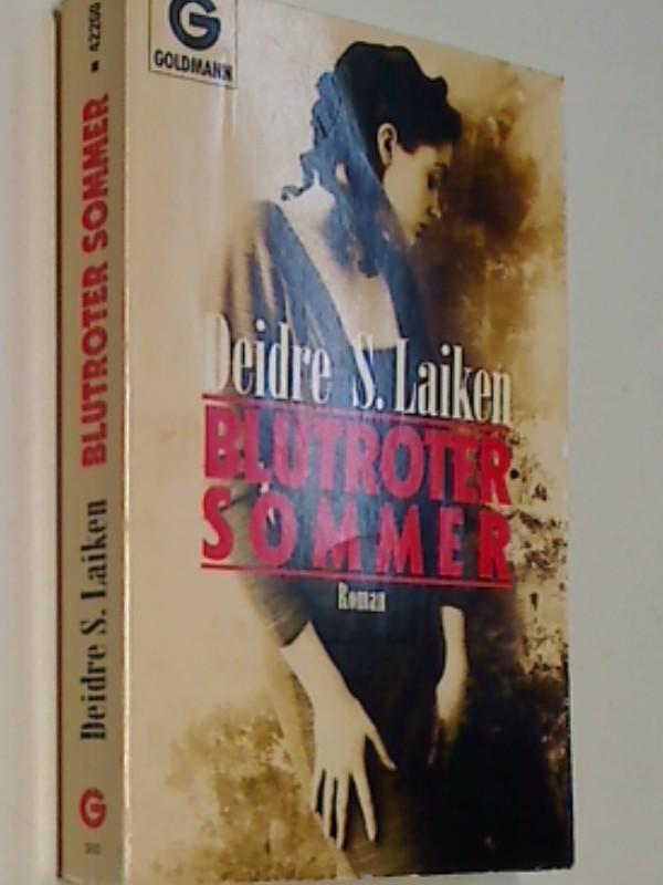 Blutroter Sommer : Thriller. Roman = Killing time in Buffalo Goldmann 42260 ; 3442422604
