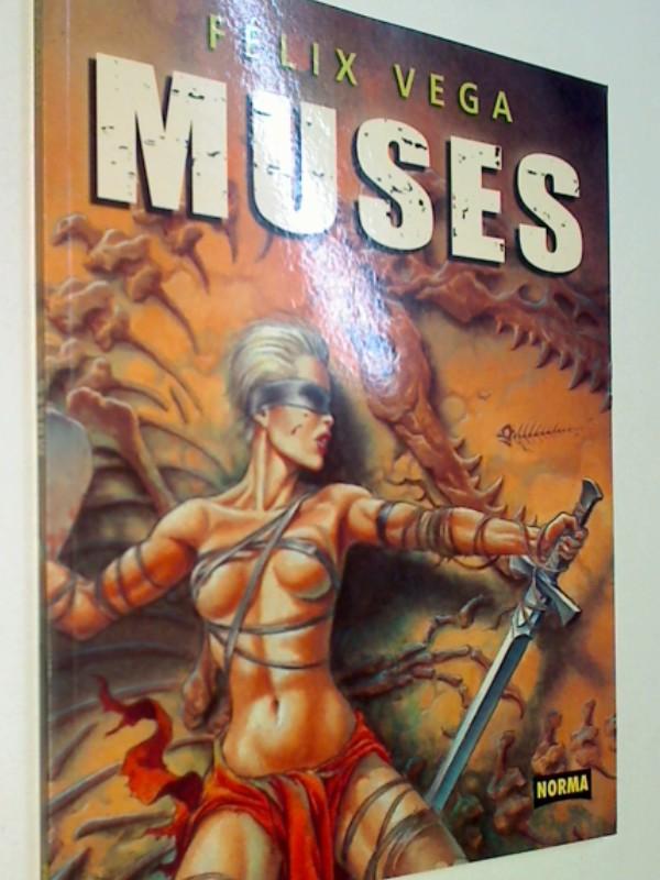 Muses ( Norma Fantasy-Artbook) 9788484318163  8484318168
