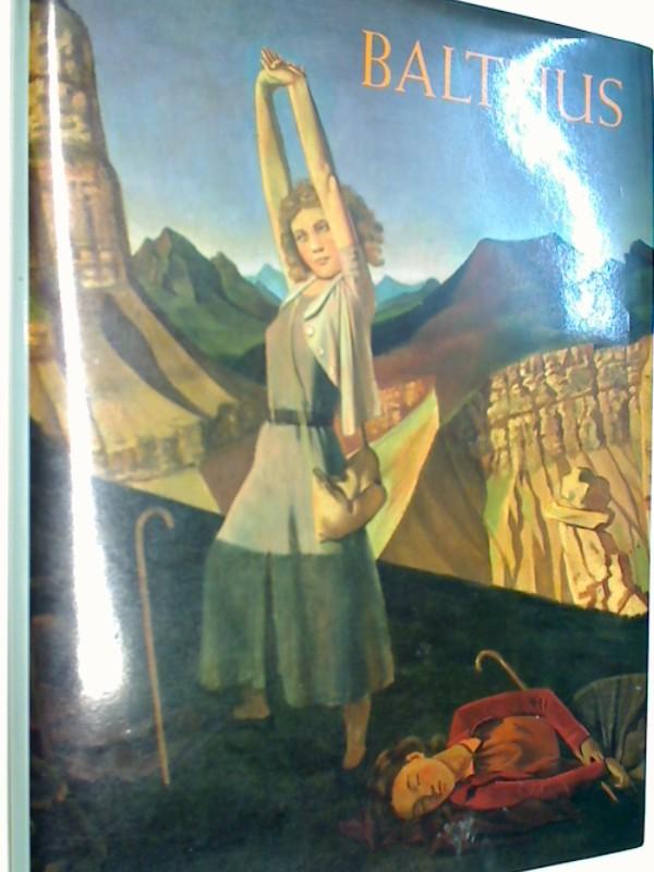 Balthus ( Kunstband, in Englisch) 9780810907386 0810907380