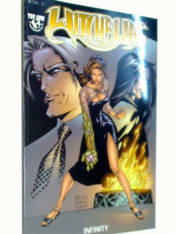 Witchblade Prestige 16 , Infinity Top Cow Comics, 2. Auflage 2000, Prestige-Ausgabe, 9783934773264