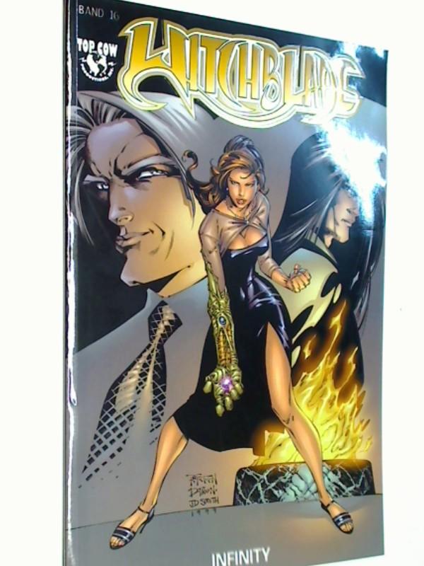 Witchblade Prestige 16 , Infinity Top Cow Comics, 1. Auflage 2000, Deutsche Erstausgabe, Prestige-Ausgabe, 9783934773264 , 3934773265