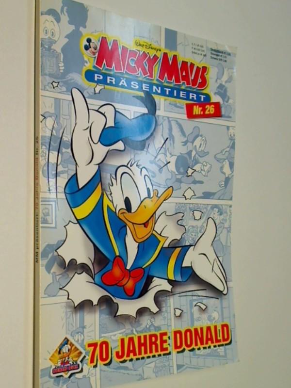 Micky Maus Präsentiert 26, 70 Jahre Donald Duck . Ehapa Comic-Heft, 4198553403501
