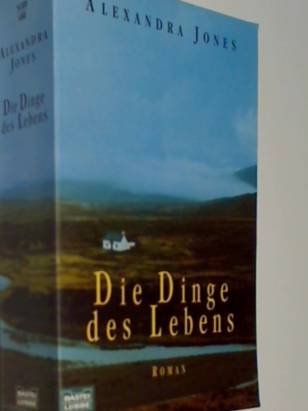 Die Dinge des Lebens Roman, Bastei  9783404143290