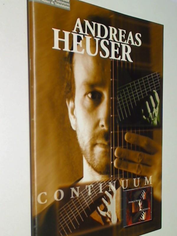 Continuum: Acoustic Gitar music & tablatures Noten und Tabulaturen für akustische Gitarre
