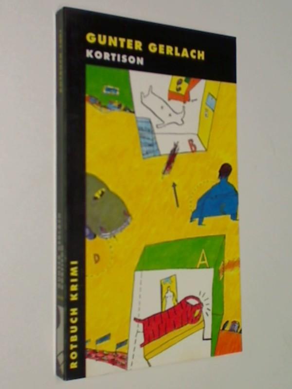 Kortison ; Rotbuch Krimi Nr. 1001