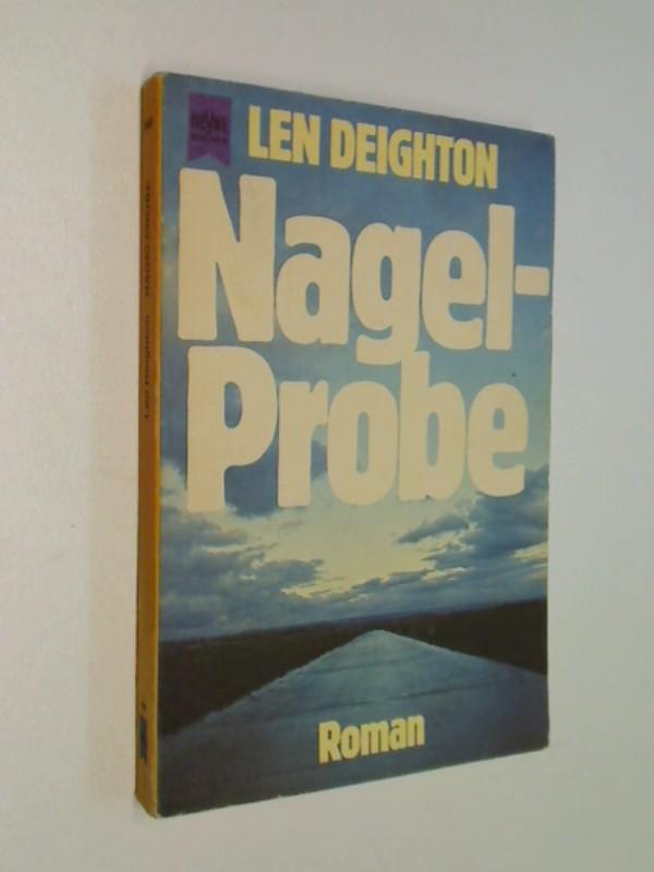 Nagelprobe. Roman, Heyne 5466, 9783453008595