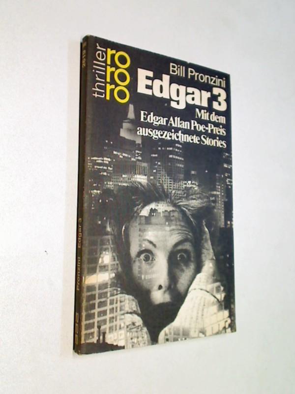 Edgar 3 - Mit dem Edgar Allan Poe-Preis ausgezeichnete Stories. rororo thriller. ERSTAUSGABE 1983