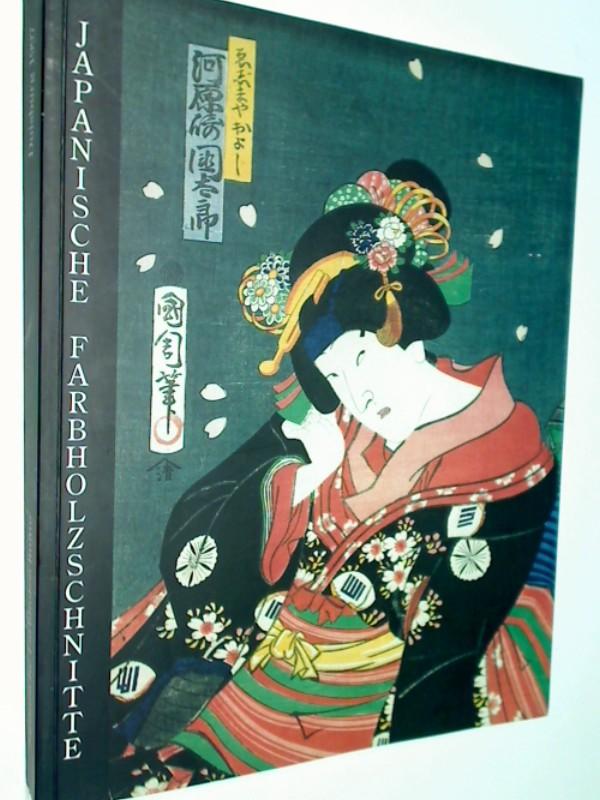 Schön wie Blumen : japanische Farbholzschnitte des 19. Jahrhunderts .