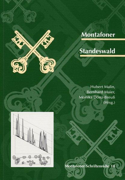 Montafoner Standeswald Montafoner Schriftenreihe 18